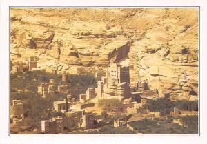 Yemen Jemen Vroeger verblijf van de imam Yahia