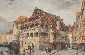 STRASSBURG i. Els , France , 1900-10s ; Pflansbad ; TUCK 2008