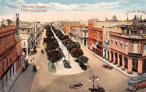 Habana Cuba, Republica de Cuba Prado Promenade Habana Prado Promenade