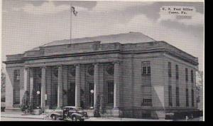 Pennsylvania Corry, U.S. Post Office Dextre Press Archives