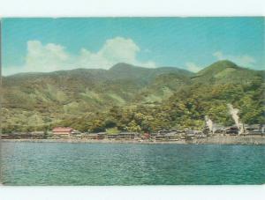 Pre-1980 UNZEN-AMAKUSA NATIONAL PARK Nagasaki & Kumamoto & Kagoshima Japan i4179