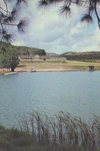 Trout Fishing at Troutbeck Inn Rhodesia Postcard Please Read