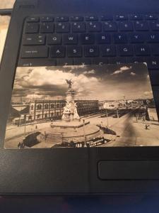 Vtg Postcard: Guad Jal ?  unreadable title