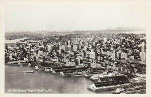 RP: SEATTLE , Washington , 1940s , Panorama #2