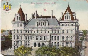 New York Albany State Capitol Building 1909