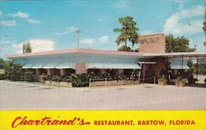 Florida Bartow Chartand's Restaurant