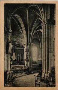 CPA St-Pourcain sur Sioule Interieur de l'Eglise, Chapelle St-Joseph (683051)