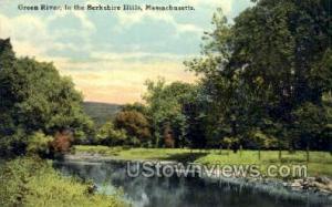 Green River Berkshires MA Unused