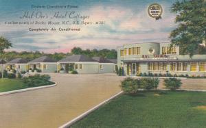 ROCKY MOUNT, North Carolina, 30-40s; Hal Orr's Hotel Cottages
