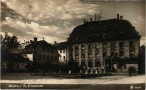 CPA AK Lindau I. B.- Cavazzen GERMANY (883068)
