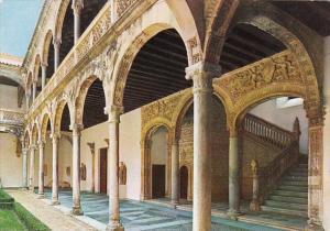 Spain Toledo Santa Cruz Museum The Court