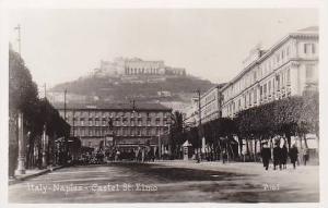 RP, Castel St. Elmo, Naples (Campania), Italy, 1920-1940s