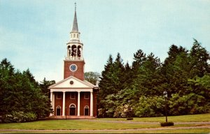 Connecticut Wallingford The Chapel The Choate School
