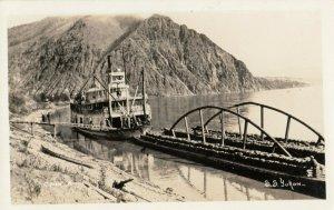 RP:  S.S. Yukon , Alaska , 1910-20s