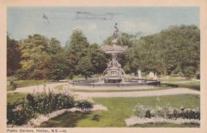 Public Gardens , HALIFAX , Nova Scotia , Canada , PU-1950