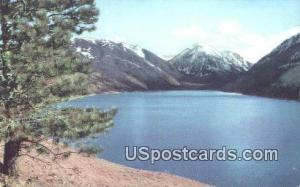 Wallowa Lake, OR Postcard       ;       Wallowa Lake, Oregon Post Card Wallow...