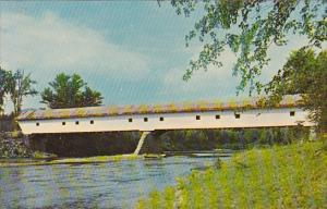 Smith Covered Bridge Conway New Hampshire