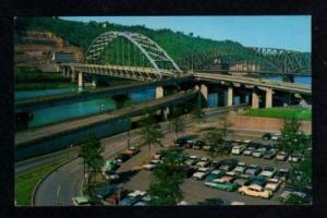PA Fort Pitt Tunnel PITTSBURGH PENNSYLVANIA PENN PC