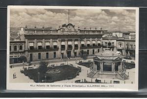 MEXICO, S.L. POTOSI PALACIO DE GOBIERNO y PLAZA PRIONCIPAL