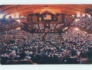 Pre-1980 CHURCH SCENE Ocean Grove New Jersey NJ L5215