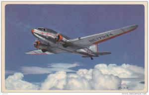 American Airlines Flagship airplane , 30-40s