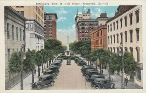 SAVANNAH , Georgia, 1900-10s ; Bull Street