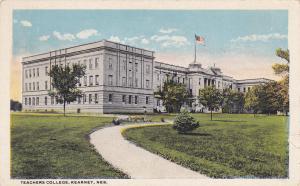 KEARNEY, Nebraska, 1910-20s; Teachers College