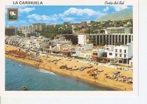 Postal 020239 : Playa Carihuela, Torremolinos - Costa del Sol