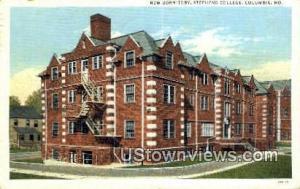 New Dorm, Stephens College Columbia MO 1939