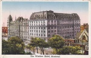 The Windsor Hotel, Montreal, Quebec, Canada, 1900-1910s