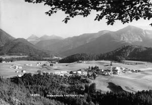 Sommerfrische Faistenau Salzburg Gesamtansicht