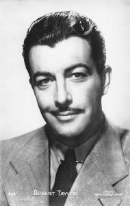 Actor Robert Taylor Photo Metro Goldwyn Mayer