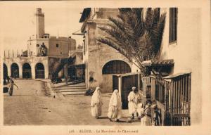 Algeria - Le Marabout de l'Amirauté Algiers 01.70