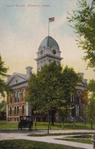 Iowa Atlantic The Court House