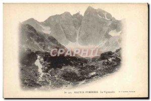 Old Postcard Vignemale