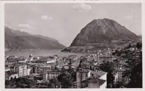 Switzerland Lugano Monte San Salvatore Photo