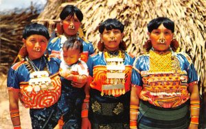 Indian Women San Blas Panama 1980