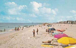 Beach , OCEAN CITY , Maryland , 40-60s