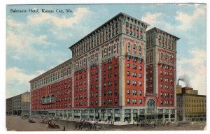 Kansas City, Mo, Baltimore Hotel