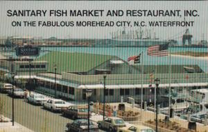 North Carolina Moorehead City Sanitary Fish Market & Restaurant