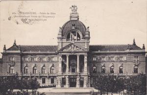 STRASBOURG, Bas Rhin, France, 1900-1910´s; Palais Du Rhin, Place De La Repub...