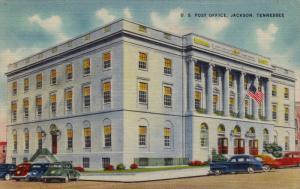 U. S. Post Office, JACKSON, Tennessee, 1930-1940s