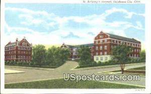 St Anthony's Hospital Oklahoma City OK Unused