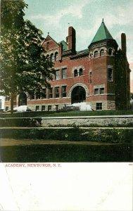 c1905 Postcard; Academy, Newburgh NY Orange County Unposted