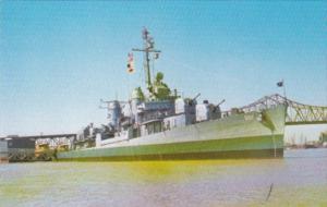 Louisiana Baton Rouge World War II Destroyer U S S Kidd
