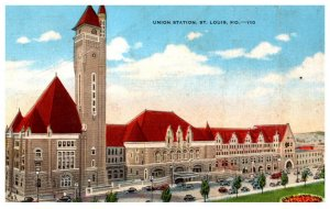 Montana St Louis Union Station