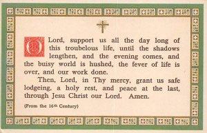 O Lord Unused