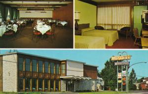 3-Views, Motel Le Grand-Bien Inc., Rue Principale, GRANBY, Quebec, Canada, ...