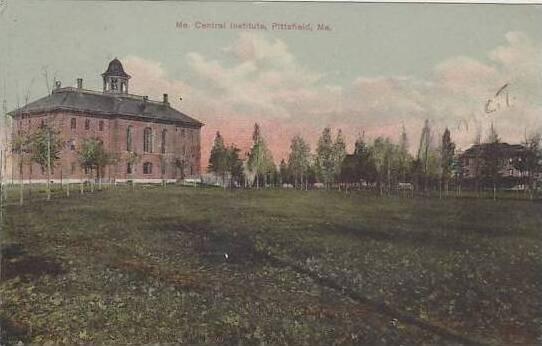 Maine Plttsfield Central Institute