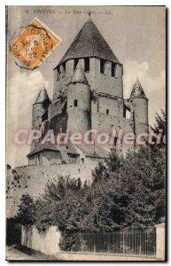 Old Postcard Provins La Tour Cesar